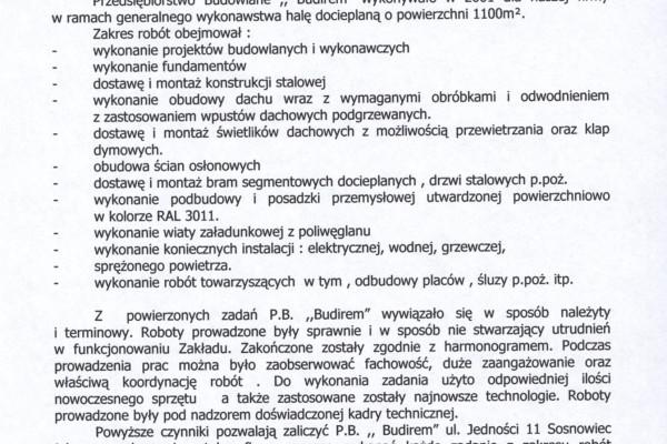 Sosnowiec, 19.11.2001